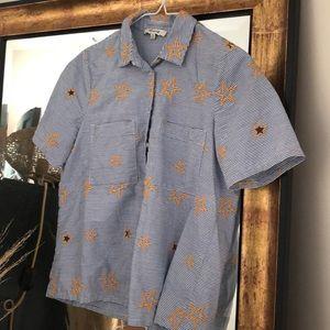 SOLD Madewell button down shirt